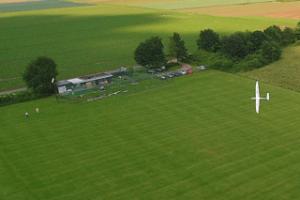 Modellflugplatz Happelter Heide